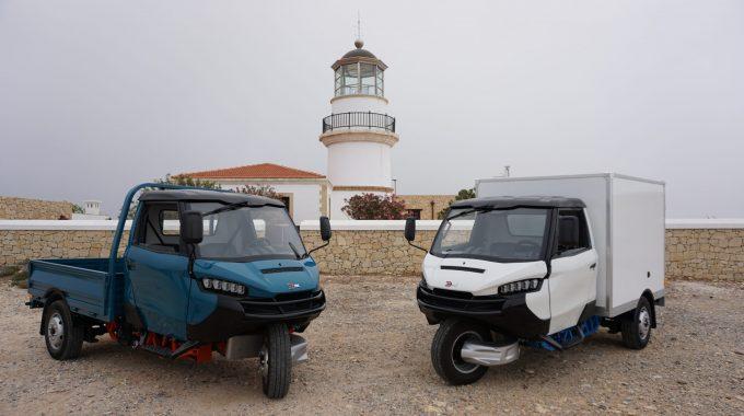 Ο Δήμος Γαύδου απέκτησε το πρώτο του ηλεκτρικό όχημα